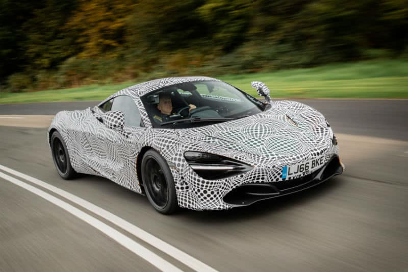 Dream Cars: 2020 McLaren BP23