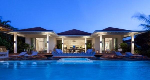 turk & caicos luxury villas ⋆ beverly hills magazine