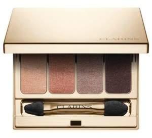 Eye Shadow Palette by Clarins. BUY NOW!!!#beverlyhillsmagazine #beverlyhills #bevhillsmag #makeup #beauty