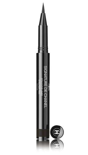 CHANEL Eyeliner Pen. BUY NOW!!! #beverlyhillsmagazine #beverlyhills #bevhillsmag #makeup #beauty #skincare #makeupblog #makeupkits #beautiful