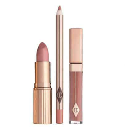 Charlotte Tilbury Lipstick Kit. BUY NOW!!! #beverlyhillsmagazine #beverlyhills #bevhillsmag #makeup #beauty #skincare #makeupblog #lipstick #makeupkits #beautiful