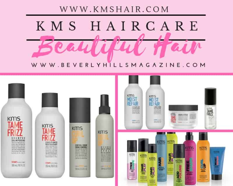 #KMS Haircare for Beautiful Hair #Amazing #hair #beauty #products #luxury #haircare #beautyproducts #naturalbeauty #love #beverlyhills #shop #BevHillsMag