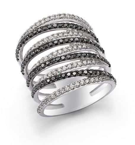Diamond Micro Pavé Ring. BUY NOW!!! #shop #fashion #style #shop #shopping #clothing #beverlyhills #dress #shoes #boots #diamonds #diamond #rings #jewelry #jewellery #beverlyhillsmagazine #bevhillsmag