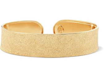 Carolina Bucci Gold Cuff. BUY NOW!!!