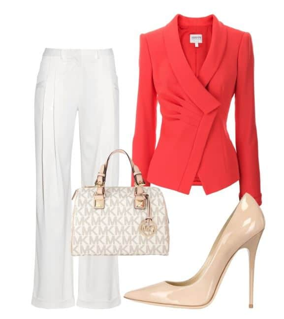 Coral Style For Fall