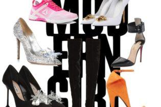 Modern Girl Shoe Styles