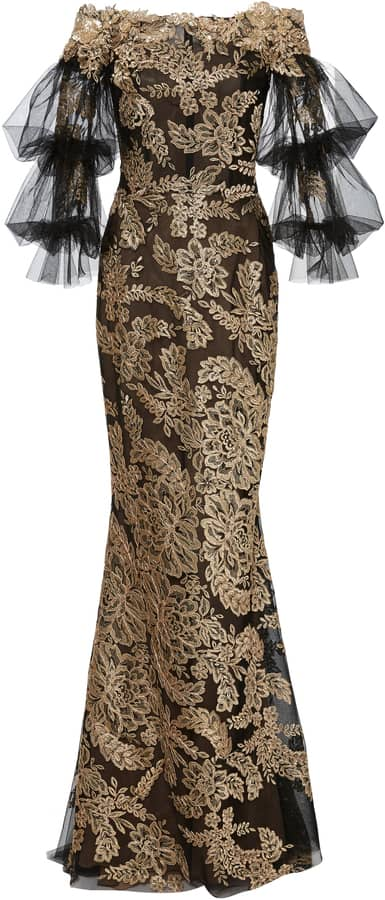 Marchesa Evening Gown. BUY NOW!!!