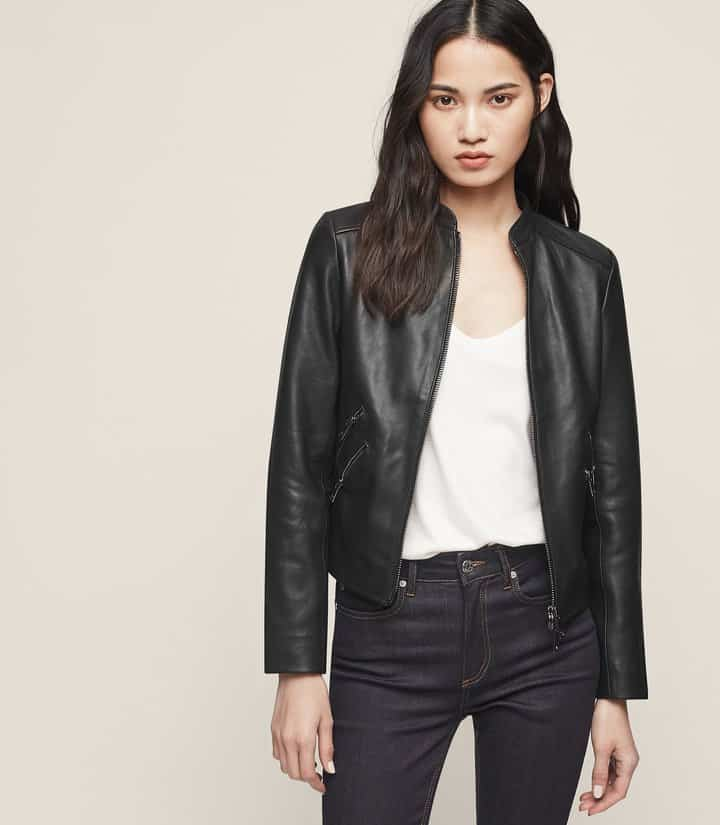 Leather Jacket by REISS. BUY NOW!!!