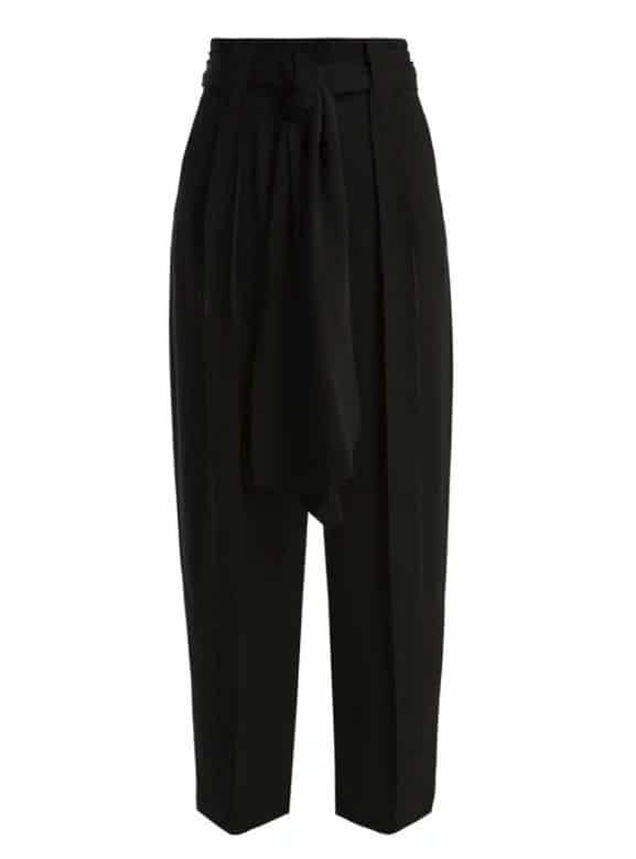 Valentino Wide-Leg Pants. BUY NOW!!! #beverlyhillsmagazine #beverlyhills #fashion #style #shop #shopping