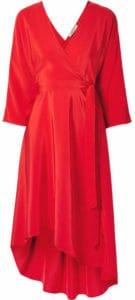 Diane Von Furstenberg Wrap Dress. BUY NOW!!! #BevHillsMag #beverlyhillsmagazine #fashion #style #shopping