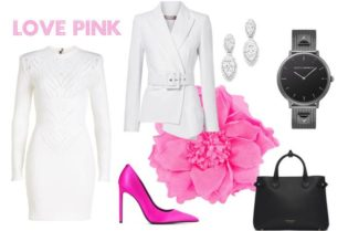 Love Pink Style. SHOP NOW!!!