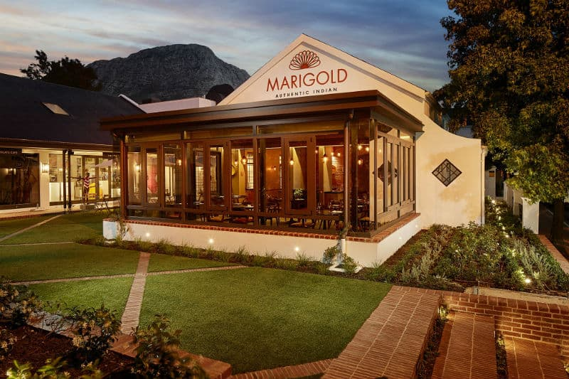 Best Restaurants: Marigold, South Africa