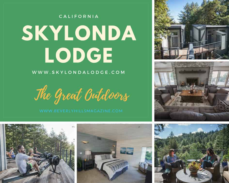 Skylonda Lodge  #california #travel #5star #luxury #hotels #usa #beverlyhills #beverlyhillsmagazine #bevhillsmag