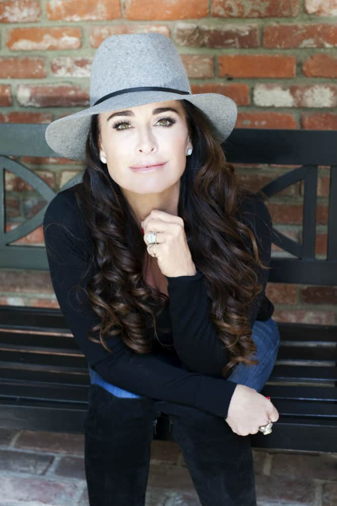 Kyle Richards: The Beverly Hills American Woman #tvshows #celebrities #beverlyhillls #beverlyhillsmagazine #bevhillsmag #kylerichards #americanwoman