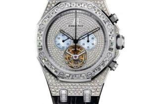 Audemars Piguet #Royal Oak #Diamond #Tourbillon Men's Watch #man #watch #cool #watches #sweet #timepiece #time #style #watchesofinstagram #style #fashion #fashionblogger #styleformen #gift #ideas #giftsforhim #beverlyhills #BevHillsMag #beverlyhillsmagazine