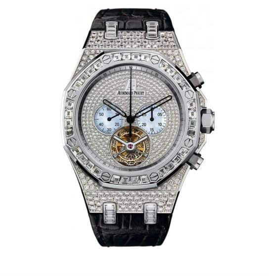 Men's Luxury Watch: Audemars Piguet Royal Oak Diamond