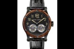 Ralph Lauren Automotive Double Tourbillon Watch. $99K BUY NOW!!! #beverlyhills #watches #shop #jewelry #watch #bevhillsmag #bevelryhillsmagazine
