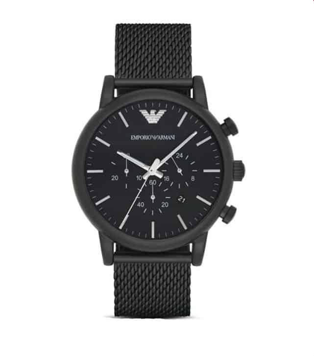 Emporio Armani #Watch For Men. BUY NOW!!! #fashion #style #shop #styles #styleformen #manstyle #styles #shopping #watches #clothes #clothing #guystuff #beverlyhills #beverlyhillsmagazine