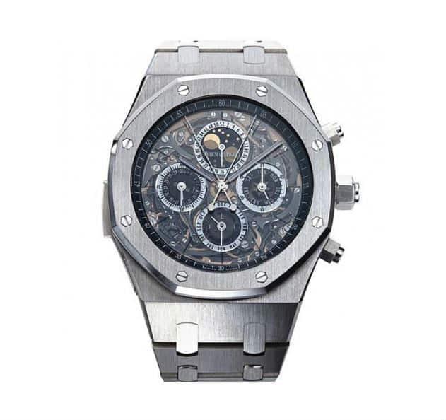 Ultimate Men's Luxury Watch: Audemars Piguet Royal Oak ⋆ Beverly