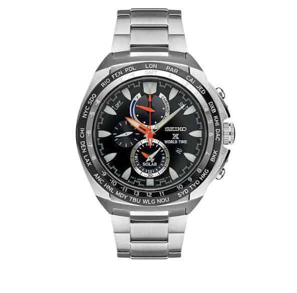 Seiko Watch. BUY NOW!!! #man #watch #cool #watches #sweet #timepiece #time #style #watchesofinstagram #style #fashion #fashionblogger #styleformen #gift #ideas #giftsforhim #beverlyhills #BevHillsMag #beverlyhillsmagazine