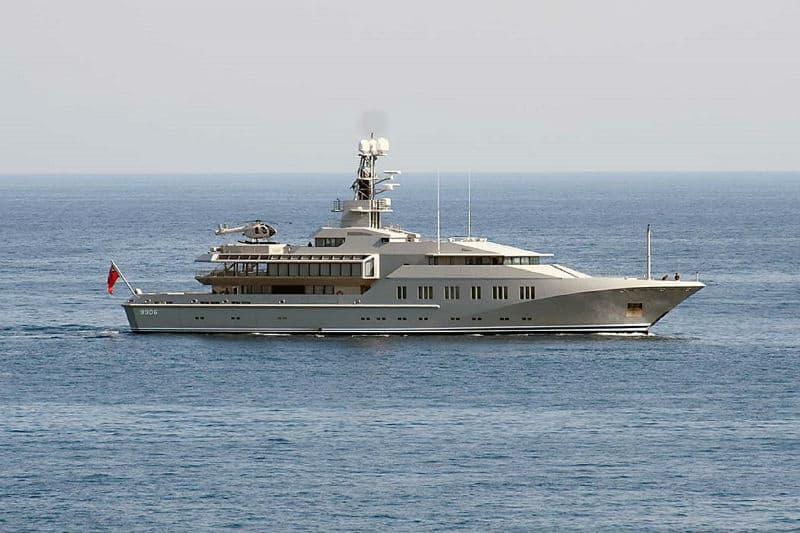 Superyachts #beverlyhills #beverlyhillsmagazine #bevhillsmag #yacht #megayachts #travel #luxury #lifestyle