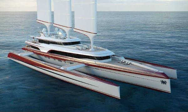 PI Yachts 80M DRAGONSHIP #luxury #yachts #yachtlife #yachting #ocean #life #beverlyhills #beverlyhillsmagazine
