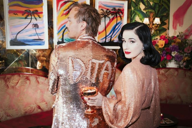 Beautiful Burlesque Icon Dita Von Teese #celebrities #beverlyhills #beverlyhillsmagazine #burlesque #ditavonteese #bevhillsmag