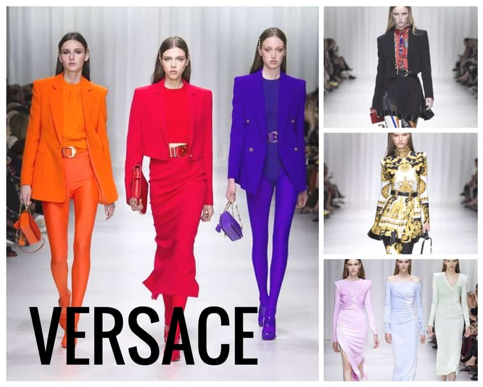 Versace Ss 2018 Runway Fashion Style Beverly Hills Magazine