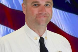 Deputy Fire Chief Greg Barton to be the next Fire Chief.
