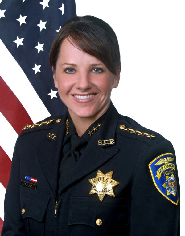 New Police Chief at Beverly Hill Police Dept