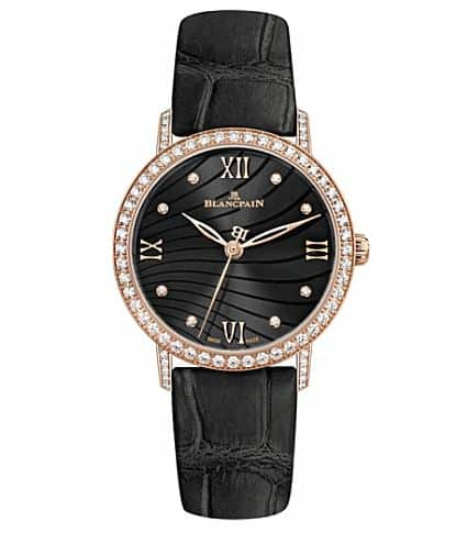 Blancpain Women's Watch. BUY NOW!!! #beverlyhills #watches #shop #jewelry #watch #bevhillsmag #bevelryhillsmagazine