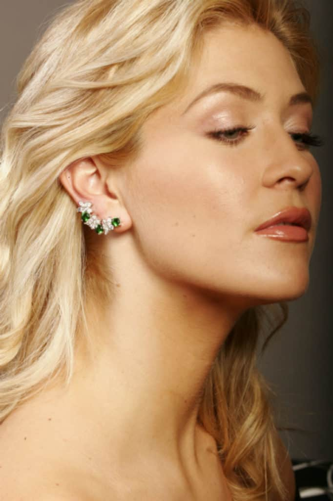 Tennis Earrings, Finlay's Jewelers