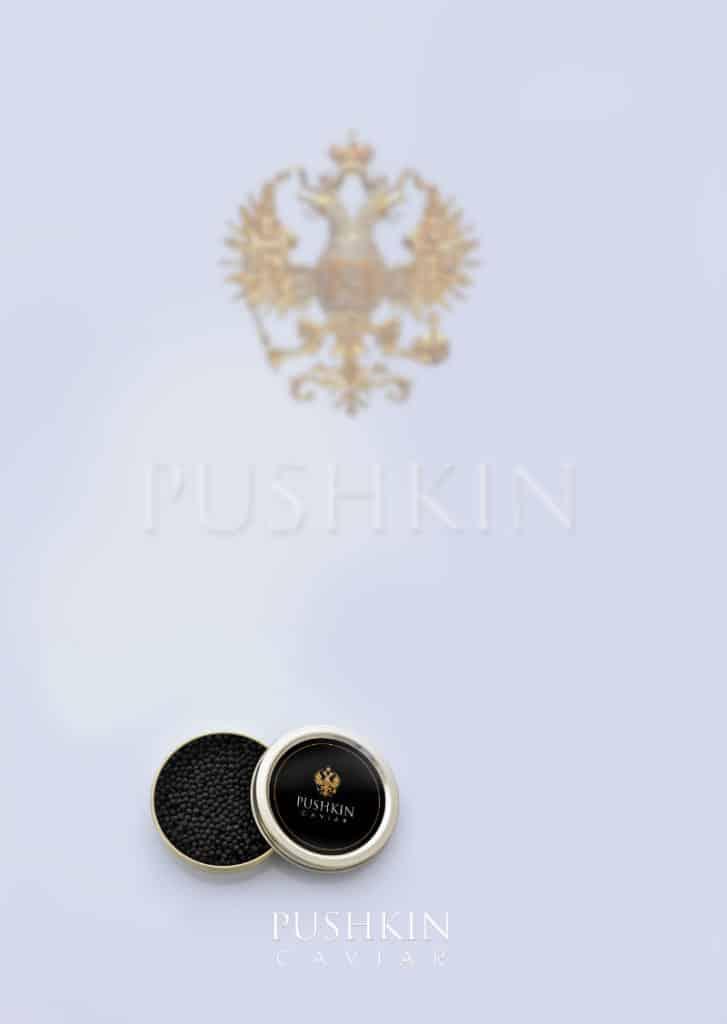 PUSHKIN Caviar
