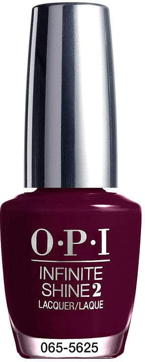 OPI Burgundy Nail Polish. BUY NOW!!! #beverlyhillsmagazine #beverlyhills #bevhillsmag #makeup #beauty #skincare #nails #nailpolish