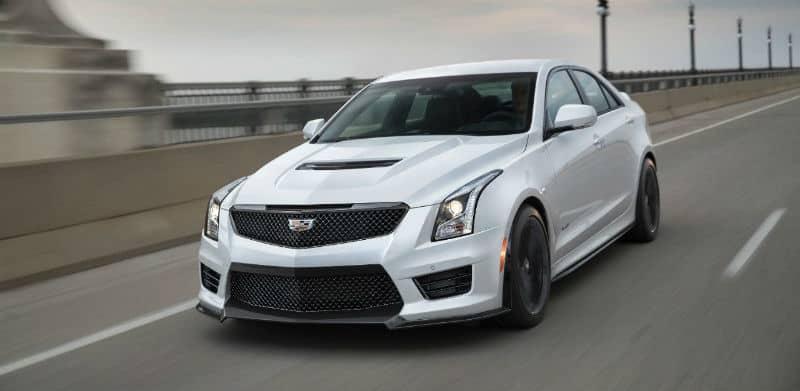 Dream Cars: Cadillac ATS Turbo 2017