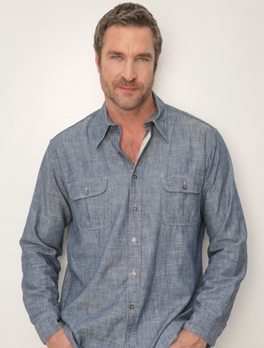 Rising Hollywood Stars: Ben Reed