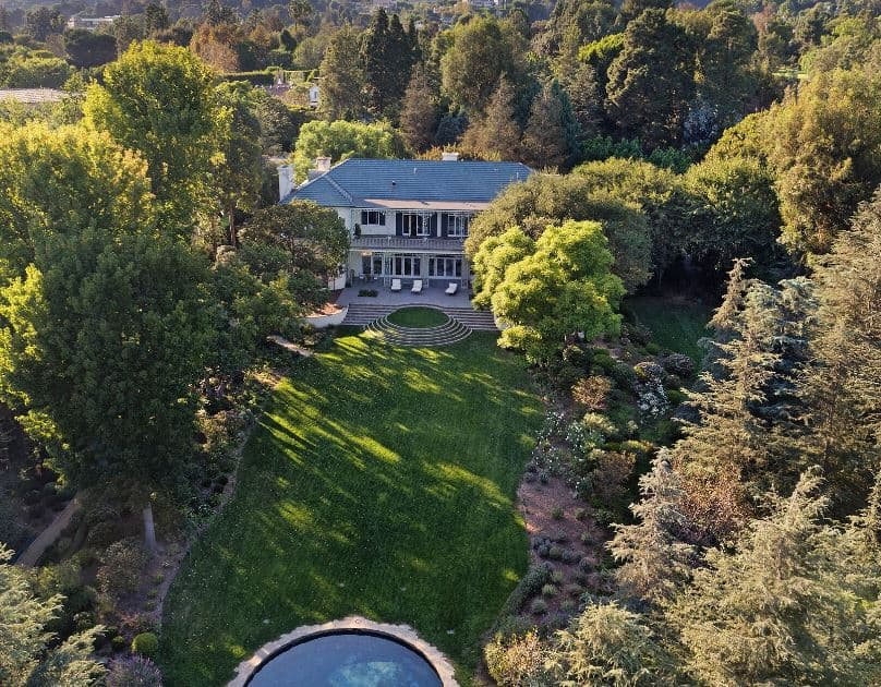 $79,000,000 Bel Air Mansion ⋆ Beverly Hills Magazine