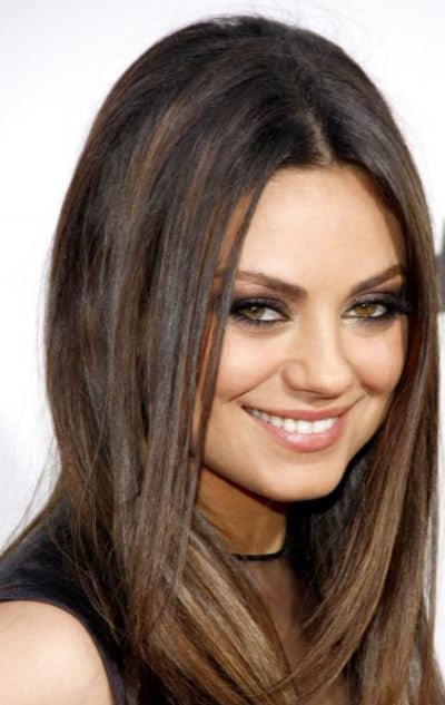 Hollywood Celebrity Mila Kunis