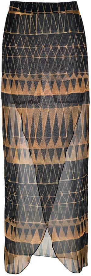 Brigitte Beach Skirt. BUY NOW!!! #BevHillsMag #beverlyhillsmagazine #shop #style #shopping #fashion