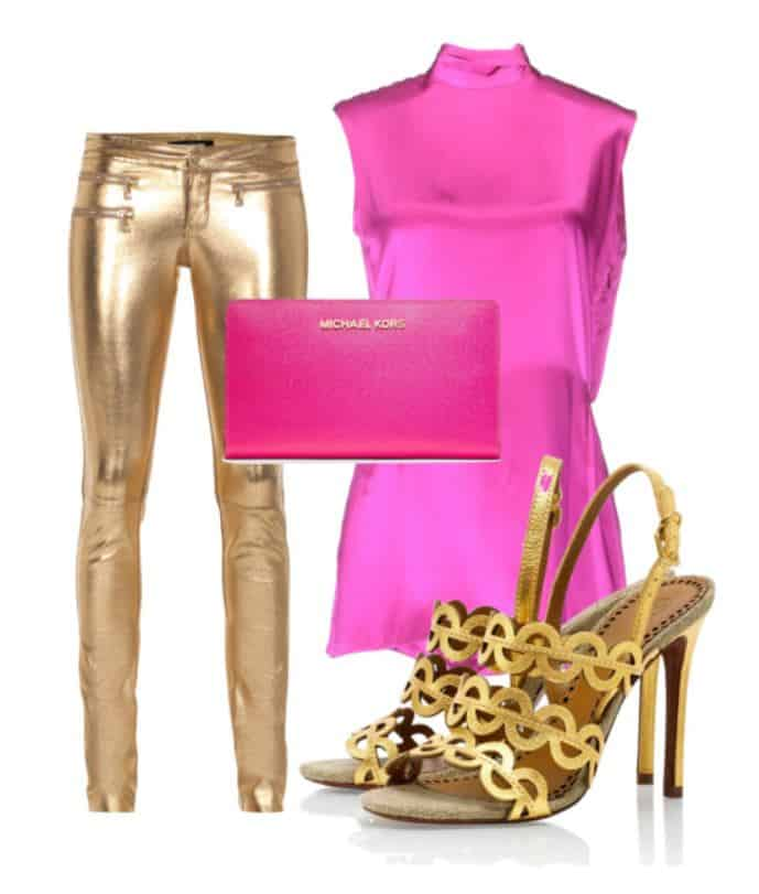 Gold Fashion and You. SHOP NOW!!!#beverlyhills #beverlyhillsmagazine #shop #style #shopping #fashion #gold #jewelry