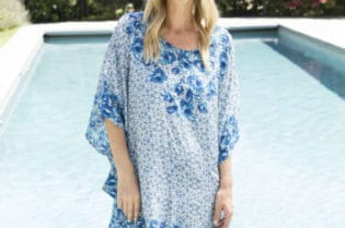 NICKY HILTON x TOLANI Silk Ready-to-wear brand