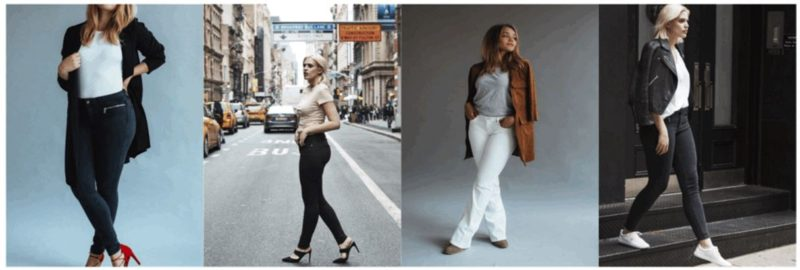 Coco Cooper Denim For Women With Curves