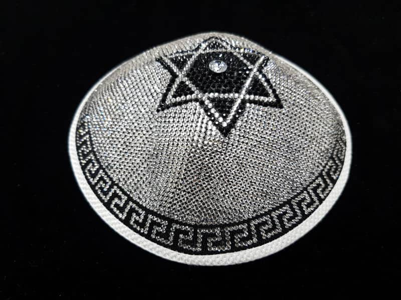 World's Most Expensive Yarmulke (@ $167,000/ £125,000/ €140,000)