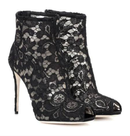Dolce & Gabbana Ankle Booties. BUY NOW!!! #beverlyhillsmagazine #beverlyhills #fashion #style #shop #shopping