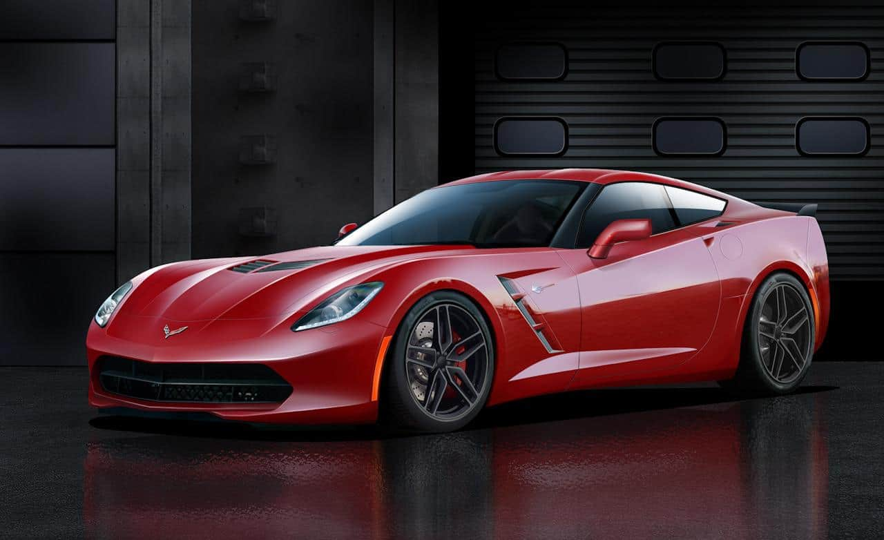 All Chevy chevy c7 : Dream Cars: Chevy Corvette C7 - Beverly Hills Magazine