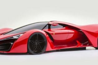 Ferrari F80 Concept Car #beverlyhills #beverlyhillsmagazine #bevhillsmag #ferrari #dream #cars #racecar #cool #car