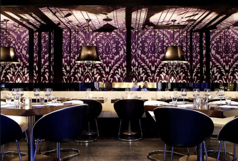 Restaurant Furniture Los Angeles : Stk los angeles restaurant ⋆ beverly hills magazine