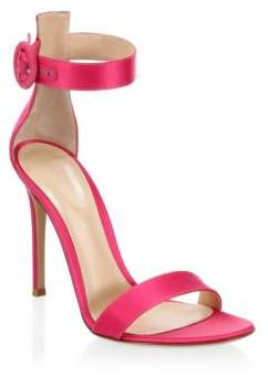 Gianvito Rossi Fuchsia Heels. BUY NOW!!!