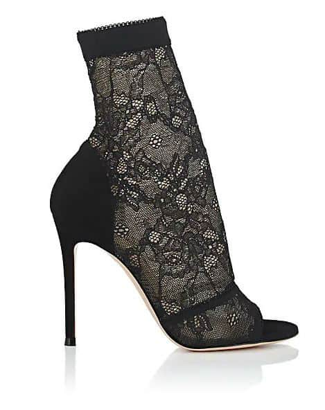 Gianvito Rossi Lace Heels. BUY NOW!!! #beverlyhillsmagazine #beverlyhills #fashion #style #shop #shopping #shoes