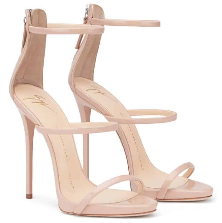 Giuseppe Zanotti Harmony Heels. BUY NOW!!! #beverlyhillsmagazine #beverlyhills #fashion #style #shop #shopping #shoes #highheels
